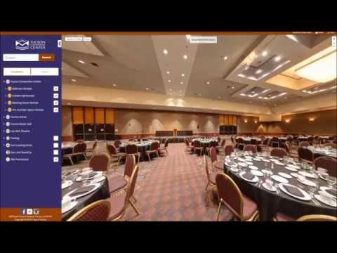 Virtual 3D Tour of the Tucson Convention Center
