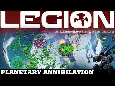 LEVEL EPIC BATTLE - Planetary Annihilation: Titans