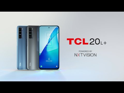 Introducing the all-new TCL 20L+