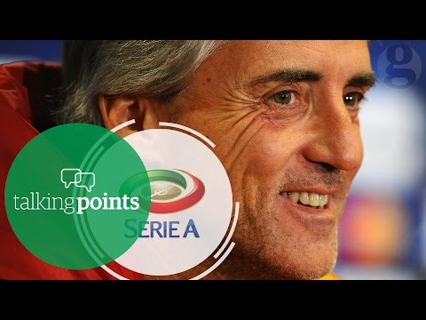 Roberto Mancini makes Inter Milan return following Walter Mazzarri sacking | Serie A | TP Extra