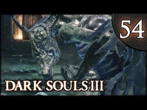 Let's Play Dark Souls 3 Gameplay Walkthrough (Herald) - Part 54: Oceiros, The Consumed King Boss