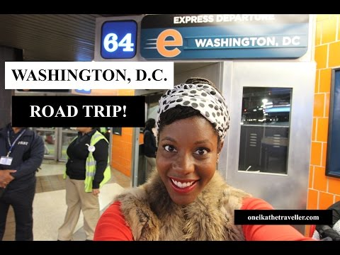Washington DC Road Trip: African American Museum, National Mall, And Dupont Circle!