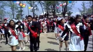 Кандыагаш школа 2 флешмоб на 25 мая