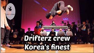 Drifterz (Shorty Force, Neepy and Milhouse) 2020. Korea's all rounders killing bboys.