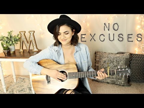No Excuses - Meghan Trainor Cover