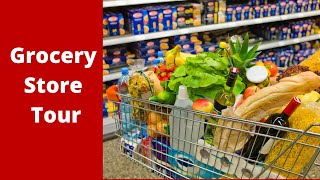 NO MORE TIME LEFT??!!  My Grocery Store Tour