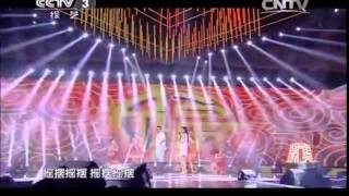 [回声嘹亮]歌曲《中国味道》 演唱:李思思 尼格买提