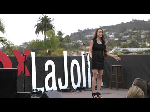 If you could stop your loved one's pain: Nikki Jade at TEDxLaJolla