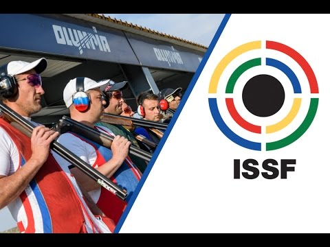 Trap Men Final - 2017 ISSF World Cup Stage 3 in Larnaka (CYP)