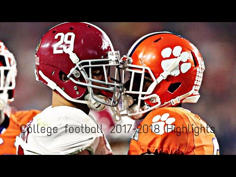 College Football 2018 Pump up ||Wasted-juicewrld ft.lil uzi vert||