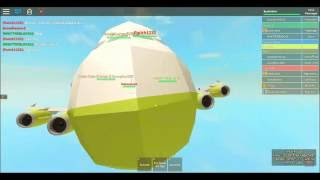 ROBLOX Birthday special flight! Aruga A380 Part 2 ( may be offensive to other Aviators )