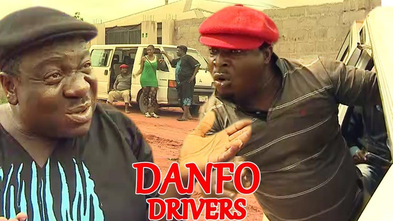 Download Danfo Drivers 3  - Mr. Ibu And Dede One Day Comedy 2018 Latest Nigerian Nollywood Igbo Movie Full HD