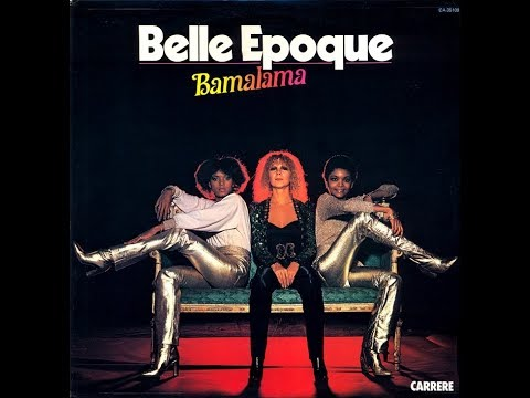 Belle Epoque, Bamalama 1977 (vinyl record)