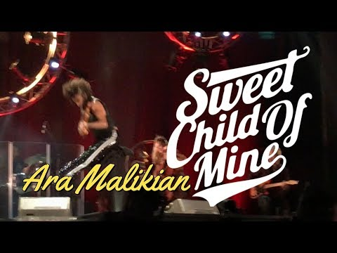 Ara Malikian - Sweet Chil Of Mine Málaga 20 Sept 2019