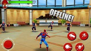 ultimate spiderman total mayhem apk + data