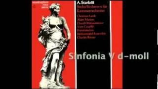 Alessandro Scarlatti - Sechs Sinfonien