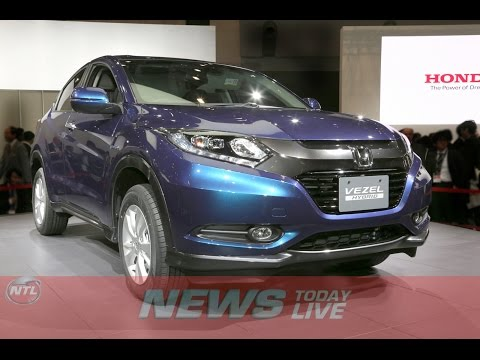 Honda Vezel Compact SUV India First Looks