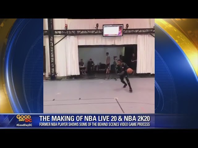 The making of NBA Live 20 and NBA 2K20