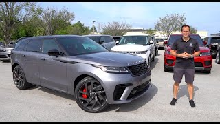 Is the Ranger Rover Velar SVAutobiography Dynamic Edition WORTH the PRICE?