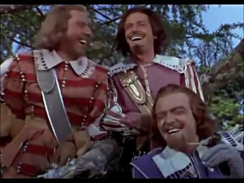 The Three Musketeers 1948  D'Artagnan vs Jussac  sword duel