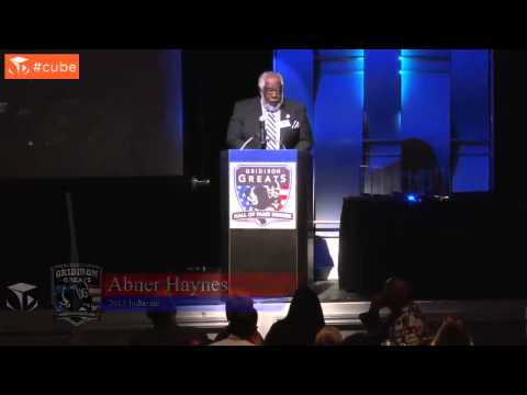 Abner Haynes: Gridiron Greats Hall of Fame 2015 Las Vegas