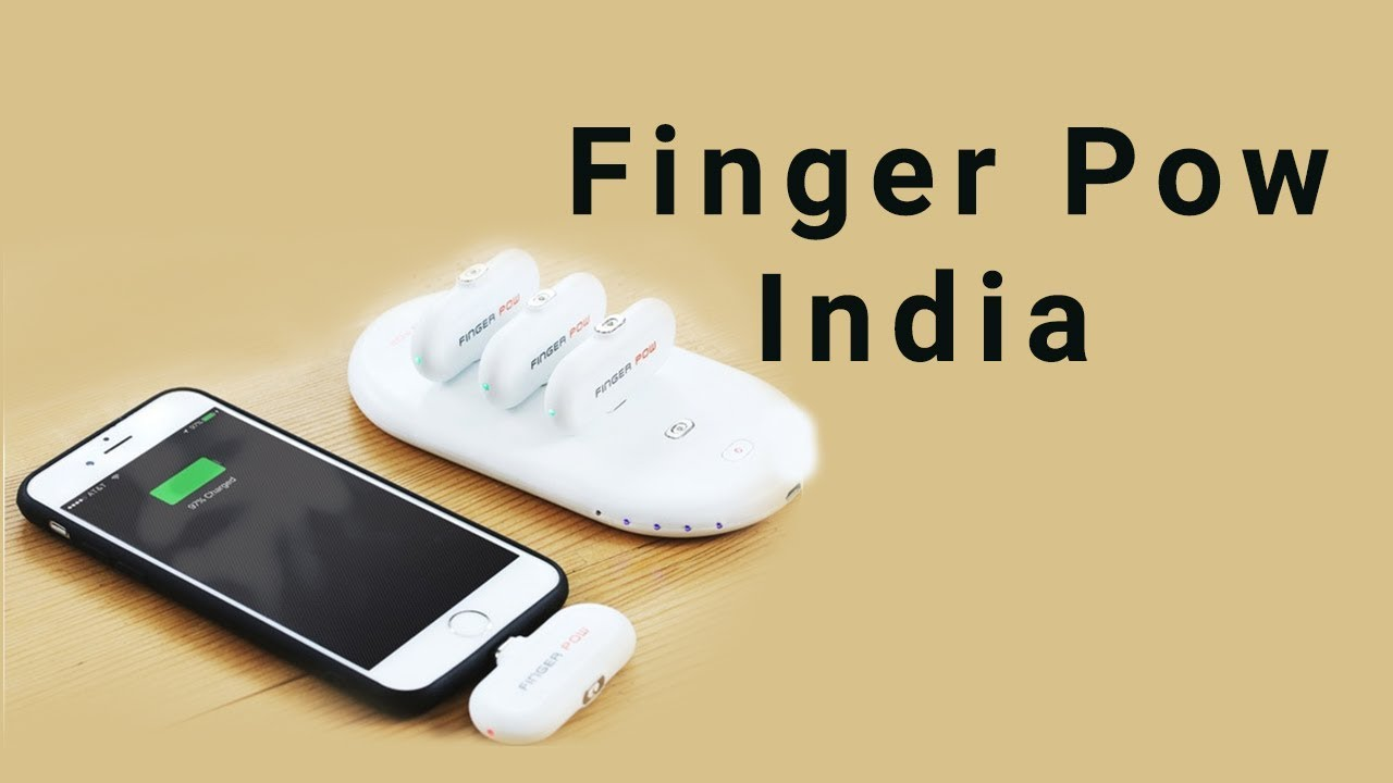 Finger Pow India – Charger Look, Price, How to buy in Flipkart, Amazon,  Snapdeal and ebay?