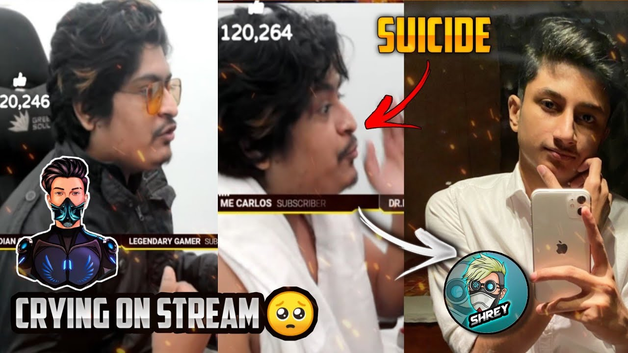 GYAN GAMING REPLY TO SKYLORD & SHREY YT 🥺CRYING ON STREAM AND FAKE ALLEGATIONS ON GYAN SUJAN