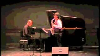 Arabesque III by Ichiro NODAÏRA (Supat Hanpatanachai ; Saxophone , Luc Leclerc ; Piano)