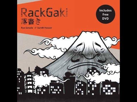 RackGaki : Japanese Graffiti
