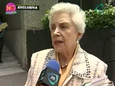 Evangelina Elizondo demandó a Silvia Pinal