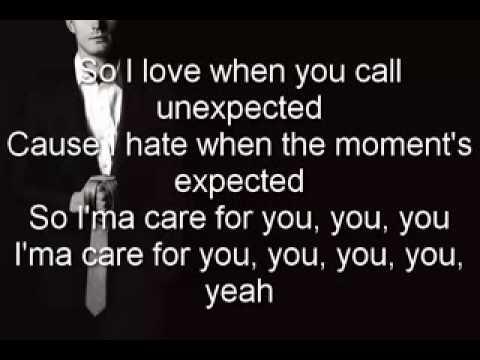 I'ma care for you