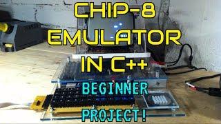 Creating a Chip8 interpreter/emulator in C++14