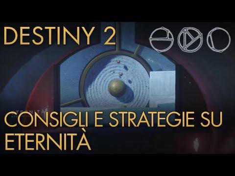 Destiny | Prove dei Nove: Come Giocare su Eternità | Strategie e Consigli