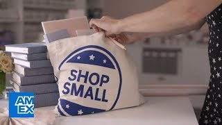 How To Use Free Shop Small Merchandise To Promote your Business | American Express