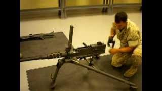 M240B & M2 .50CAL DIS/ASS