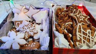 Delicioso Biscoito De Gengibre Para O Natal