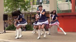 2016/07/02 小倉チャチャタウン 2部 ℃-ute 「Danceでバコーン!」カバー.
