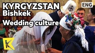 【K】Kyrgyzstan Travel-Bishkek[키르기스스탄 여행-비슈케크]비슈케트 결혼식 문화/Wedding Palace/Culture/Registry Office