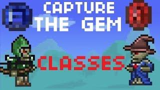 [PVP] Capture the Gem - Classes | Terraria