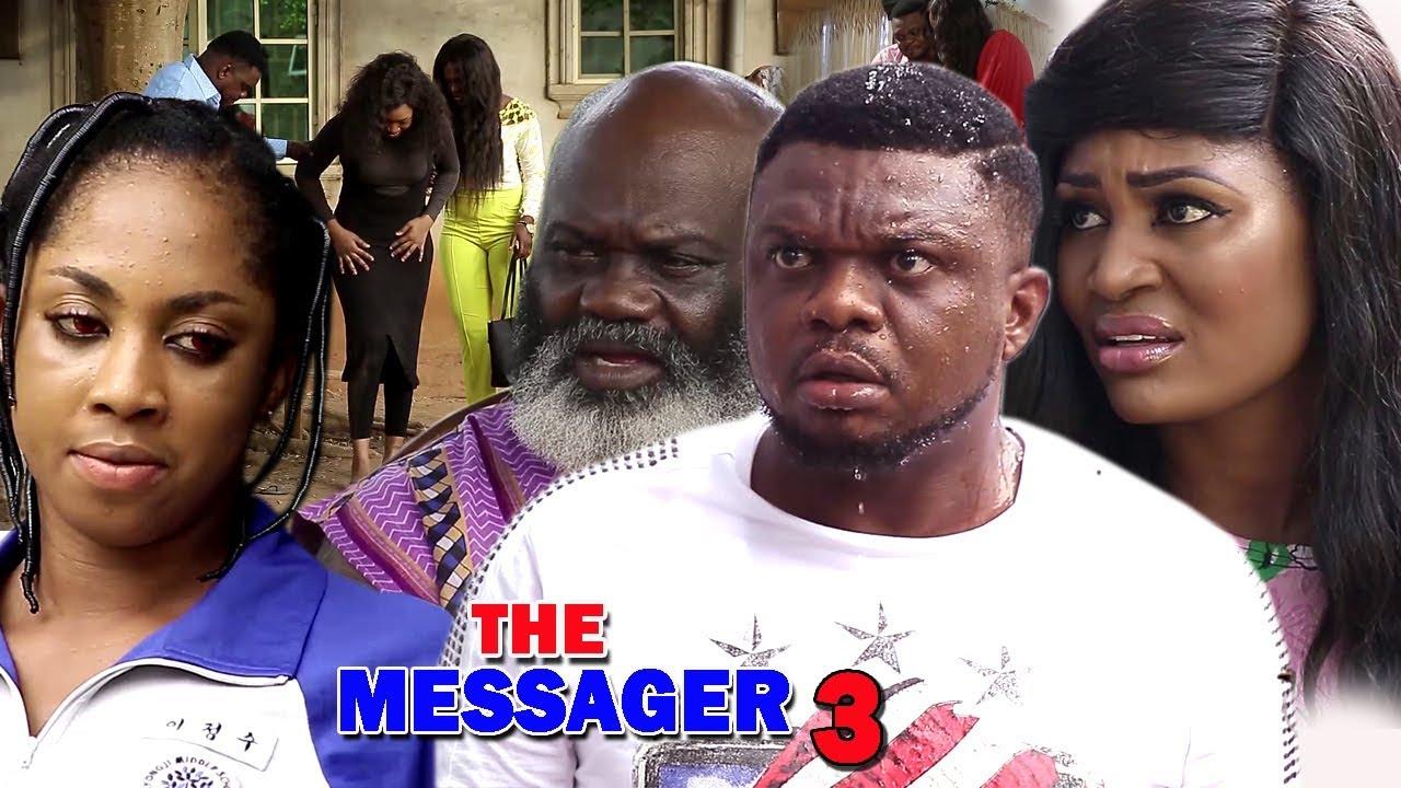 Download THE MESSENGER SEASON 3 - Ken Erics & Chizzy Alichi 2018 Latest Nigerian Nollywood Movie Full HD