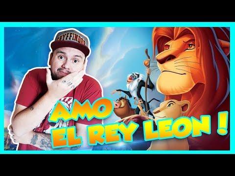 PORQUE me gusta EL REY LEÓN ?! 🦁 😃 / POSTA BRO!