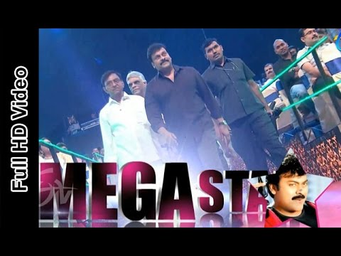 Mega Star Chiranjeevi Entry in ETV @ 20 Years Celebrations - 16th August 2015