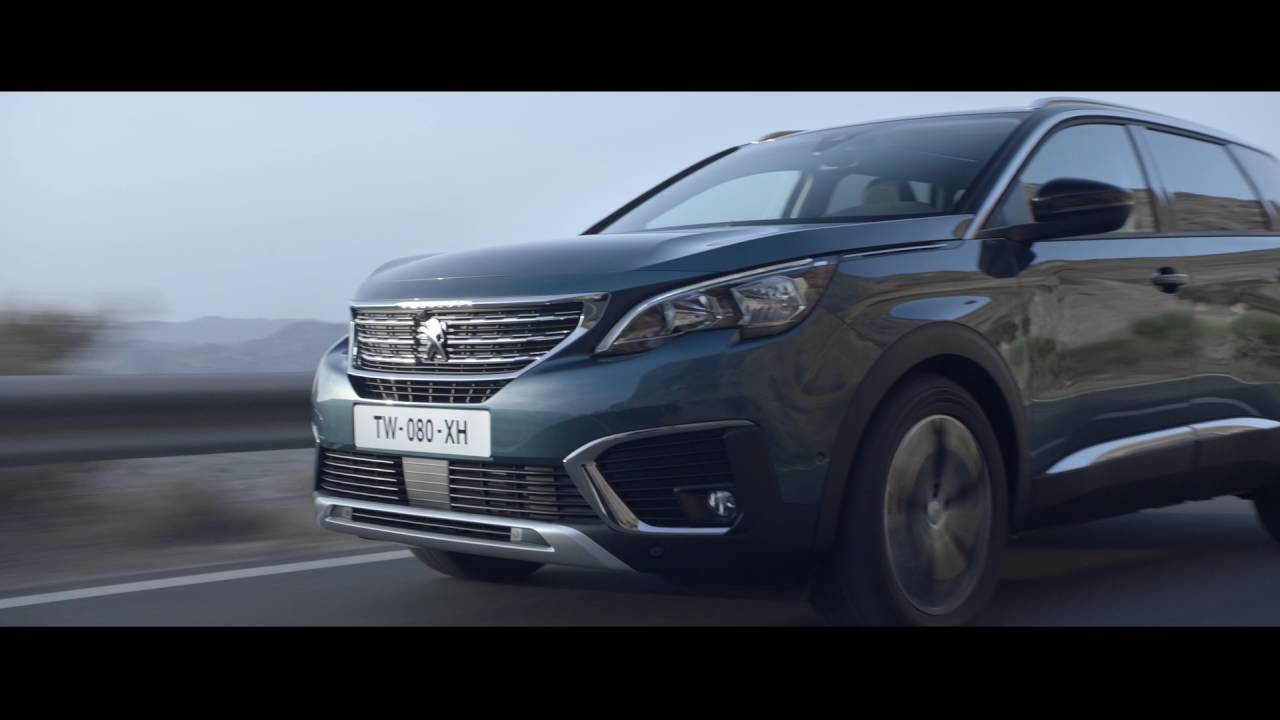 Who Peugeot Suv Allure Youtube