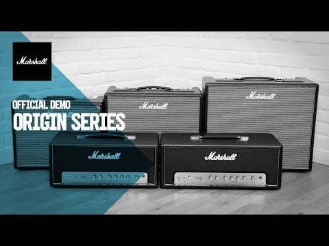 Marshall Origin - Product Demo