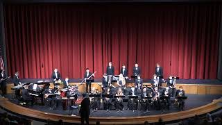 The Ferris Bands in their Spring Concert. Features the Concert Band...