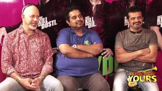 Shankar Ehsaan Loy Exclusive Interview on Kill Dil Part