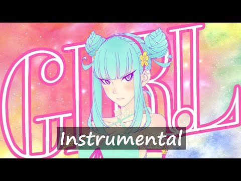 GIRL.  Feat Daoko / Teddyloid (Instrumental) - Official Video (1440p)