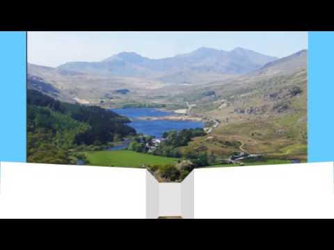 Betws y Coed Snowdonia