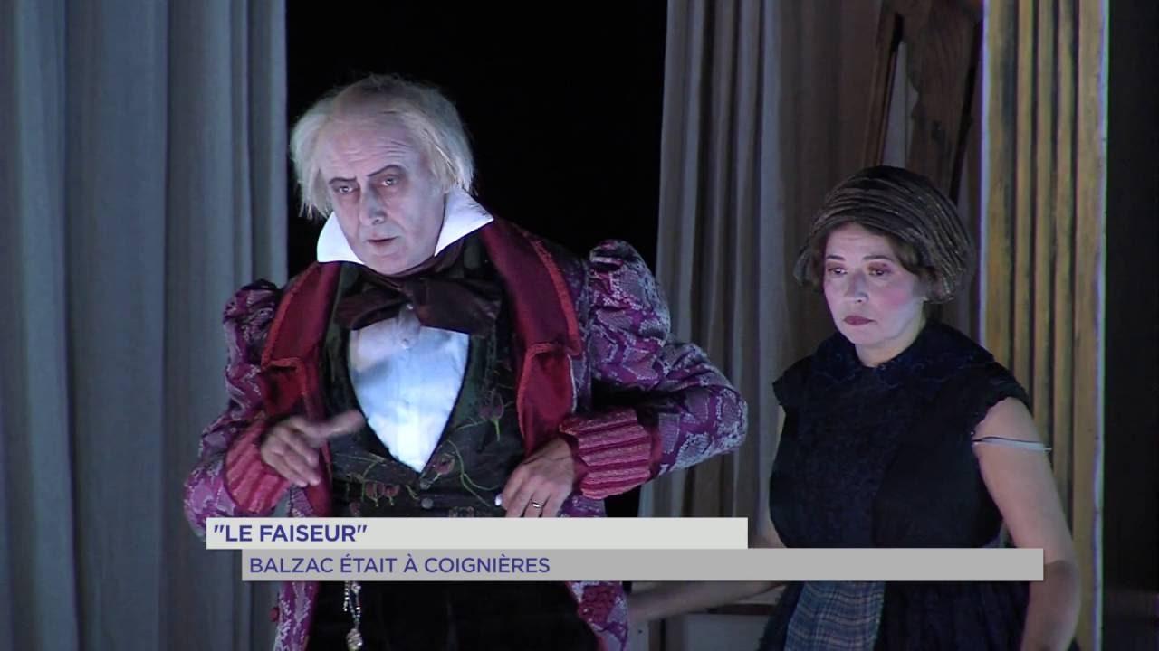"""""""Le Faiseur"""" : Balzac à Coignières"""