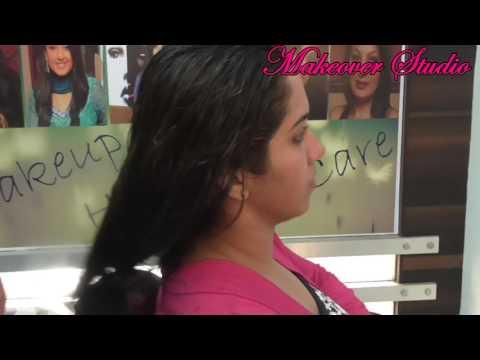 Loreal Smoothening Tutorial in Hindi